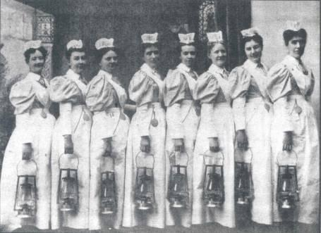 Class of 1899 – Connecticut School of Nursing